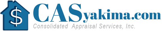 Consolidated Appraisal Services Inc., Logo